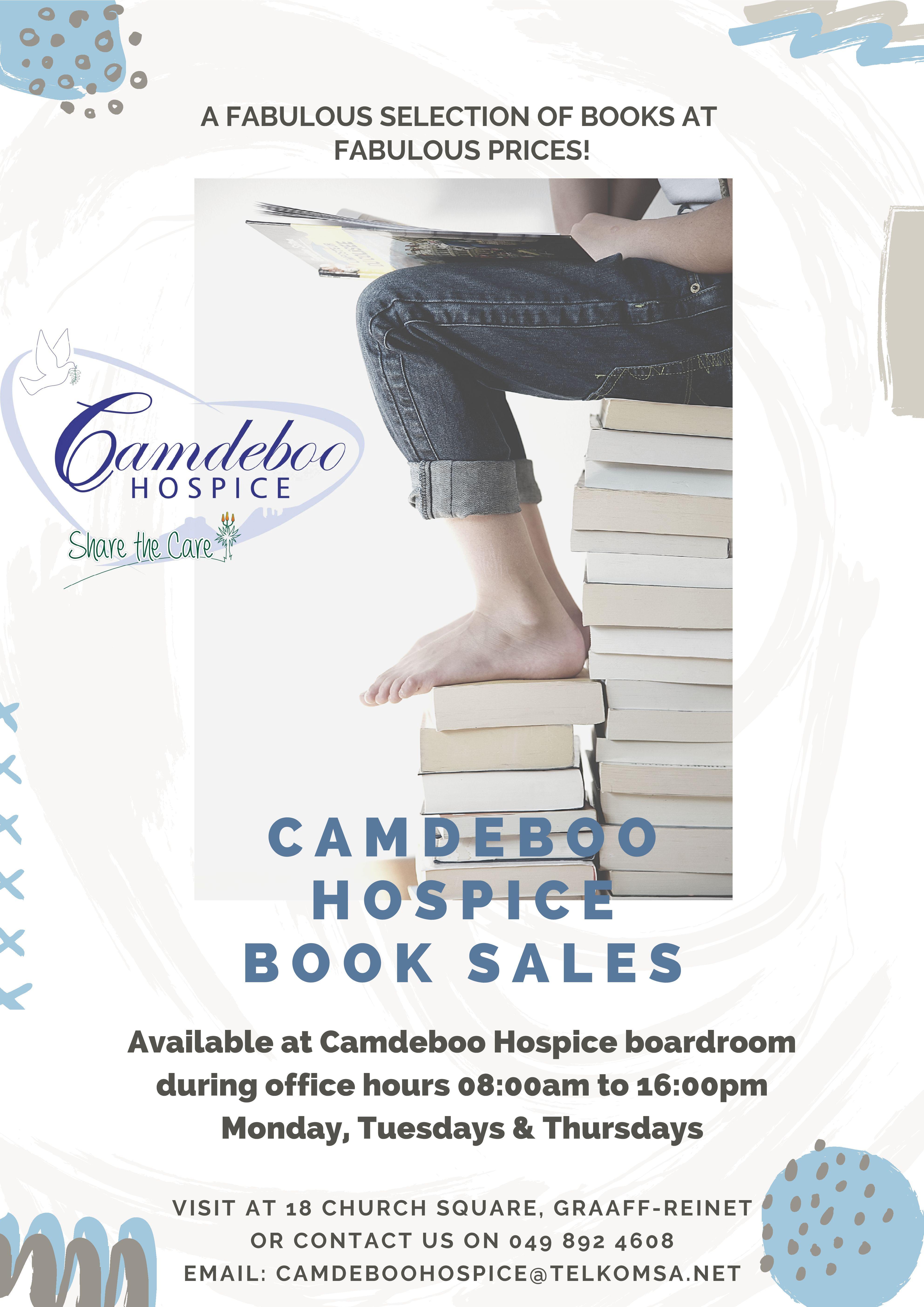 Camdeboo hospice book sales (1)