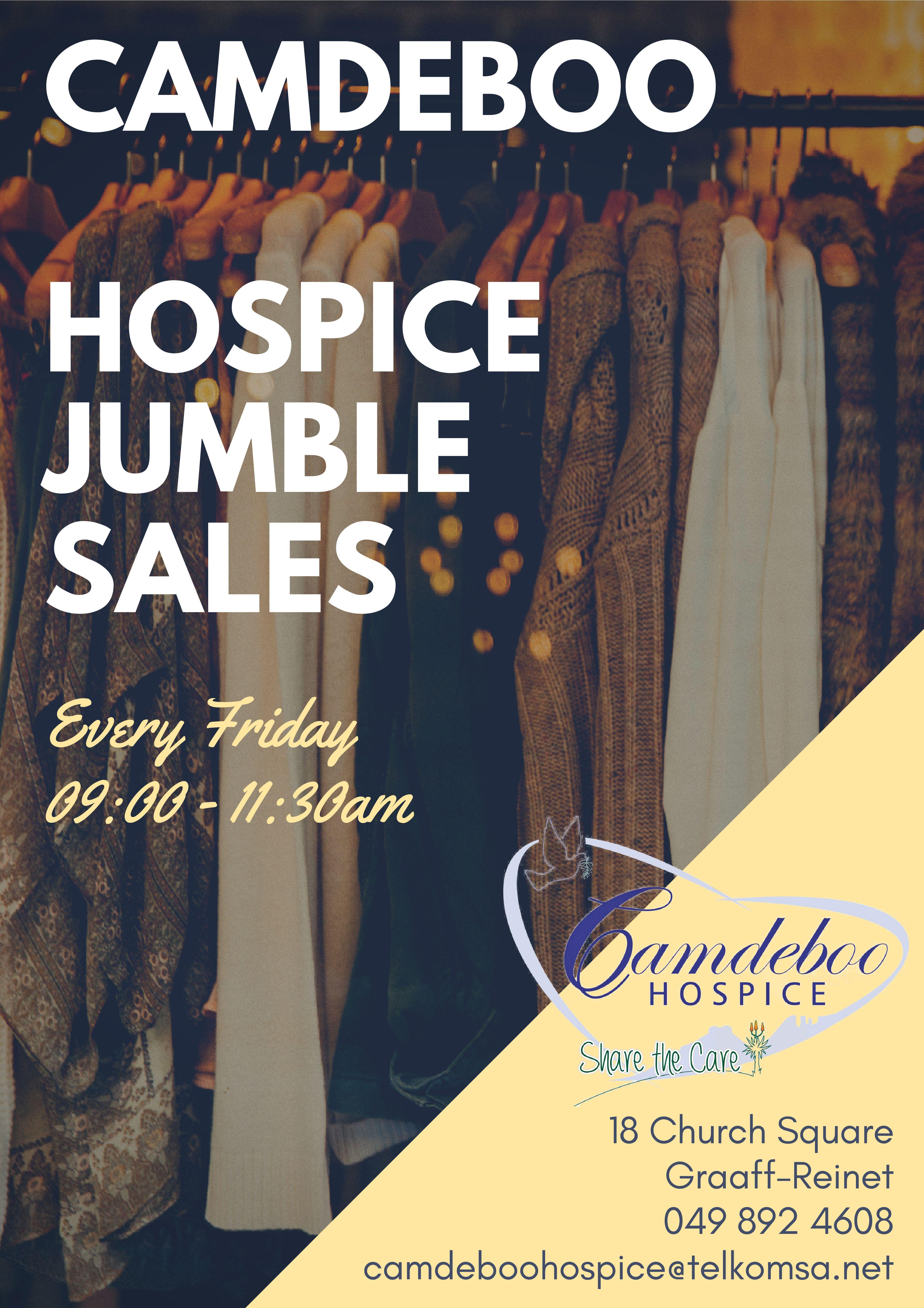 Camdeboo hospice jumble sales (2)